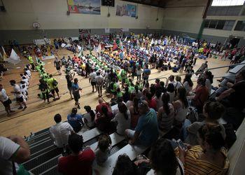Encontro Nacional de Minis Masculinos e Femininos na Guarda - Cerimónia de Encerramento