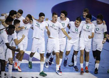 Portugal : Israel - Europeu Sub-18 Masculinos - foto: Uros Hocevar