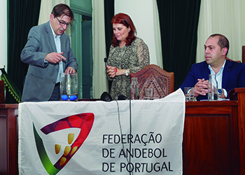 Sorteio Final 4 Taça de Portugal Feminina - Marco de Canaveses