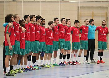 XVIII Jogos do Mediterrâneo: Grécia x Portugal (Sub-20 Masculinos)