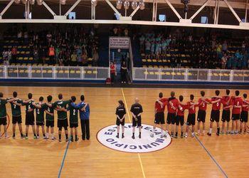 Juniores C masculinos - Estarreja - Garci Cup
