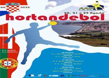 Cartaz HortAndebol 2010