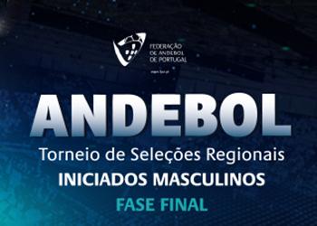 Foto - Fase Final do Torneio Nacional Seleções Regionais Iniciados Masculinos - Celorico de Basto