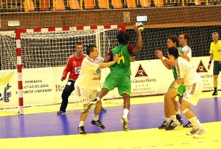 Campeonato Europeu Sub20 Masculino Roménia 2008 - República Checa : Portugal - Wilson Davyes