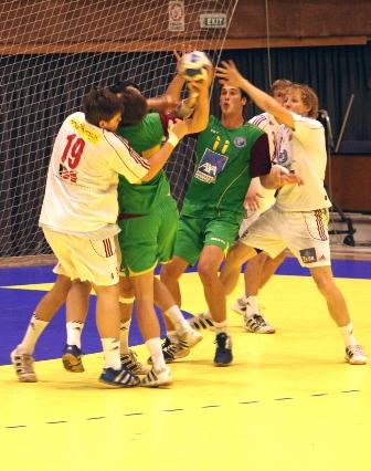 Campeonato Europeu Sub20 Masculino Roménia 2008 - República Checa : Portugal