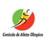 Logo Comissão Atletas Olímpicos