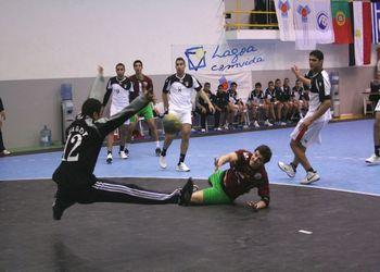 Egito-Portugal - Jogos do Mediterrâneo 2012