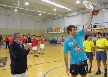 6ª Taça Presidente da República - Final - Entrega da Taça ao vencedor CFB
