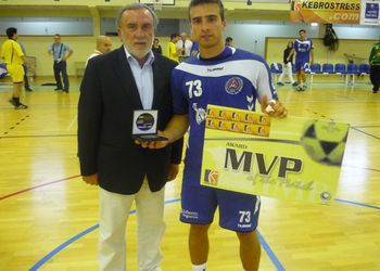 6ª Taça Presidente da República - Final - André Caldas (Ismai)