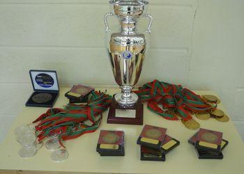 6ª Taça Presidente da República - Final - Taça