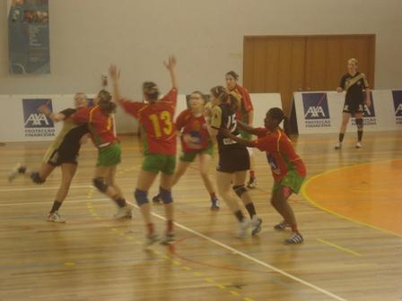 Torneio das 4 Nações - Alemanha : Portugal B