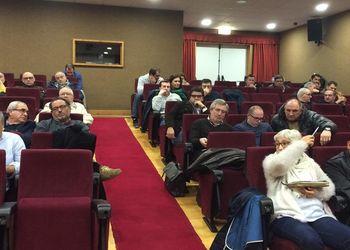 Reunião FAP e Associações Regionais - Janeiro 2017
