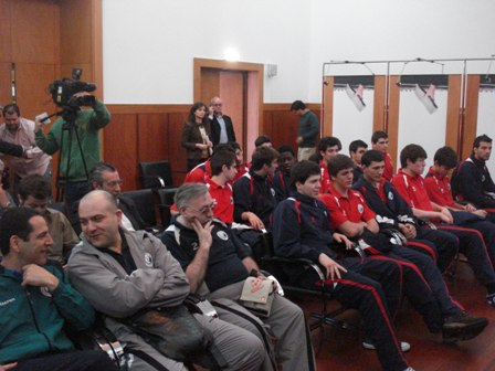 Sorteio 1/2 Finais Taça Portugal Seniores Masculinos 4