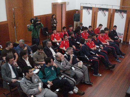 Sorteio 1/2 Finais Taça Portugal Seniores Masculinos 5