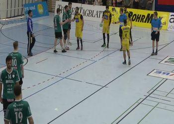Wacker Thun : ABC/UMInho - 2ª mão 1/4 final Challenge Cup