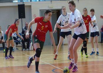 Portugal : Bósnia - qualificação Sub20 Femininos