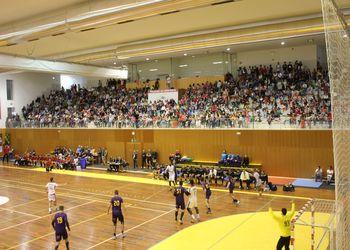 Portugal : Roménia - II Torneio Internacional Terras do Demo - foto: CM Moimenta da Beira
