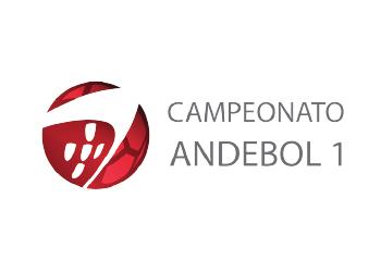 Logo Campeonato Andebol 1 - 2016-17