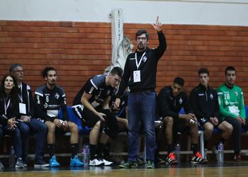 Marco Sousa - Artística Avanca/Bioria - Campeonato Andebol 1 - foto: PhotoReport.In
