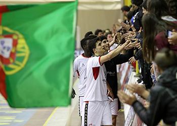 Torneio Internacional da Páscoa - Portugal x Tunísia - 2ª Jornada - Foto: Pedro Alves