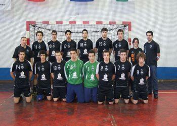 AA Águas Santas - Fase Final Campeonato Nacional 1ª Divisão Juvenis Masculinos 2009 / 2010