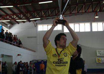 ABC Braga Andebol Sad - Campeão Nacional 1ª Divisão Juvenis Masculinos 2009 / 2010