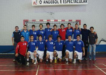 AC Sismaria - Fase Final Campeonato Nacional 1ª Divisão Juvenis Masculinos 2009 / 2010