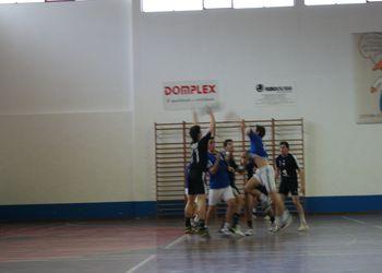 AC Sismaria : AA Águas Santas - Fase Final Campeonato Nacional 1ª Divisão Juvenis Masculinos 2009 / 2010