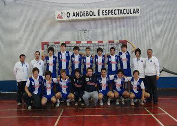 FC Porto - Fase Final Campeonato Nacional 1ª Divisão Juvenis Masculinos 2009 / 2010