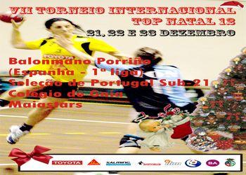 Cartaz VII Torneio Internacional Top Natal Colgaia