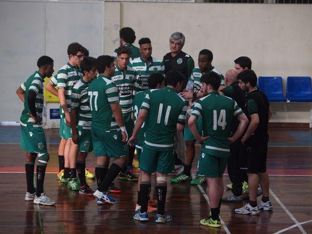 Sporting CP - campenato nacional de Juniores Masculinos da 1ª Divisão 2014-2015 - foto: MxAgency - Paulo Mesquita