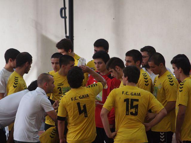 FC Gaia - campenato nacional de Juniores Masculinos da 1ª Divisão 2014-2015 - foto: MxAgency - Paulo Mesquita