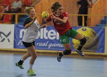 Alemanha : Portugal - Campeonato do Mundo Sub18 Femininos Macedónia 2014