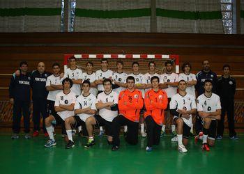 Selecção Nacional Juniores B masculinos 2013-14