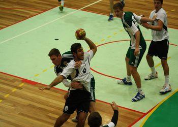 Portugal : Rússia - Juniores B masculinos