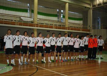 Juniores B masculinos - 2013-14