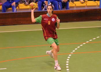 Mónica Soares - Prémio Melhor Jogadora da Taça Latina