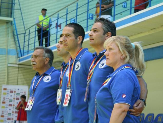 Campeonato Europeu Sub20 Masculino Roménia 2008 - Rússia : Portugal - Banco