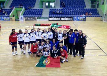 Portugal - qualificação Europeu Sub17