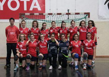 CP Valongo do Vouga - Fase de Apuramento do Campeonato Nacional de Juvenis Femininos