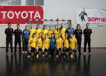 Colégio de Gaia - Fase de Apuramento do Campeonato Nacional de Juvenis Femininos