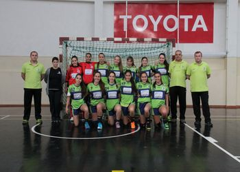 CD Bartolomeu Perestrelo - Fase de Apuramento do Campeonato Nacional de Juvenis Femininos