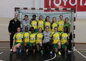 SIM Porto Salvo - Fase de Apuramento do Campeonato Nacional de Juvenis Femininos