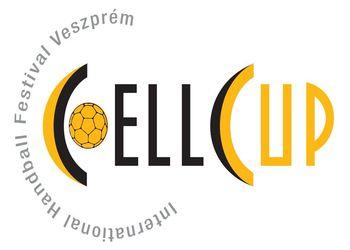 Logo Cell Cup - International Handball Festival Veszprém