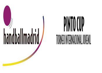 Logo Torneio Internacional Handball Madrid Pinto Cup