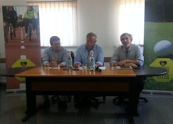 Apresentação XVII Torneio Internacional de Andebol Viseu 2015