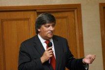 Discurso Dr. Laurentino Dias, Secretário de Estado da Juventude e Desporto