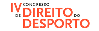 Logo IV Congresso de Direito Desportivo