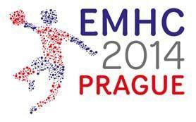 Logo 2014 European Masters Handball Championships