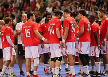 AC Fafe : SL Benfica - Campeonato Andebol 1 - foto: PhotoReport.In